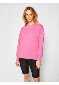 Superdry Bluza Collective Crew W2010332A Różowy Regular Fit. Kolor: różowy