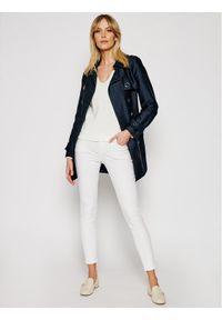 Białe jeansy slim Morgan De Toi