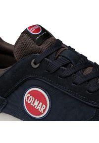 Colmar - Sneakersy COLMAR - Travis Colors 003 Navy/Dk Gray. Kolor: niebieski. Materiał: skóra ekologiczna, materiał, zamsz. Szerokość cholewki: normalna