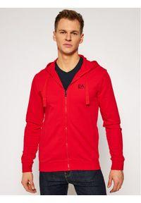 EA7 Emporio Armani Bluza 8NPM03 PJ05Z 1451 Czerwony Regular Fit. Kolor: czerwony