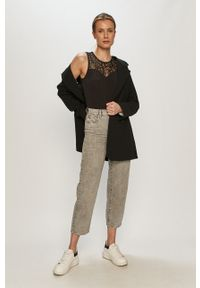 Szare jeansy loose fit TALLY WEIJL