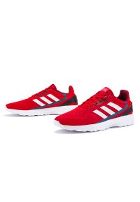 Sneakersy Adidas na sznurówki, z cholewką