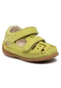 Froddo - Sandały FRODDO - G2150129-2 M Lime. Kolor: zielony. Materiał: skóra. Sezon: lato