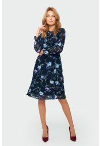 Sukienka Greenpoint z nadrukiem, elegancka