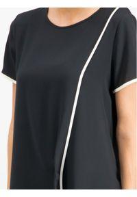 Czarna bluzka DKNY