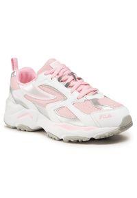 Fila Sneakersy Cr-CW02 X Ray Tracer Kids 1011252.73W Różowy. Kolor: różowy