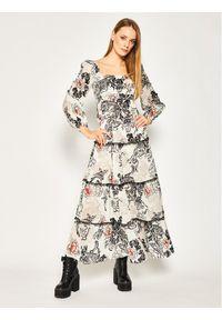 Szara sukienka letnia Pinko