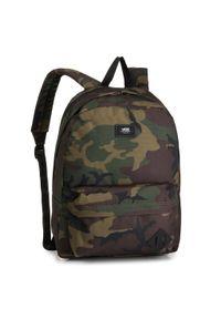 Vans - Plecak VANS - Old Skool III B VN0A3I6R97I1 823. Kolor: zielony. Materiał: materiał