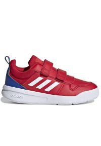 Adidas - adidas Tensaur > GZ7721. Zapięcie: rzepy. Materiał: guma, materiał, syntetyk. Szerokość cholewki: normalna. Wzór: paski