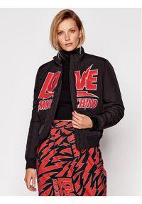 Czerwona kurtka przejściowa Love Moschino