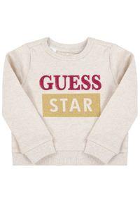 Beżowa bluza Guess