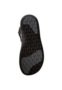 Czarne sandały Teva