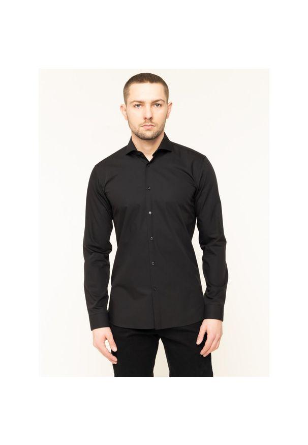 Czarna koszula casual Hugo