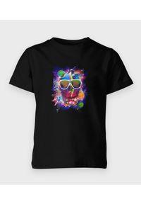 MegaKoszulki - Koszulka dziecięca Kosmiczna Czaszka. Materiał: bawełna