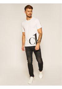 Edwin Jeansy Slim Fit Kaihara I027658 P919O88 894C Czarny Slim Fit. Kolor: czarny. Materiał: jeans