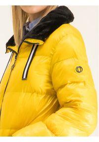 Żółta kurtka puchowa Laurèl