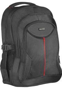 Czarny plecak na laptopa DEFENDER