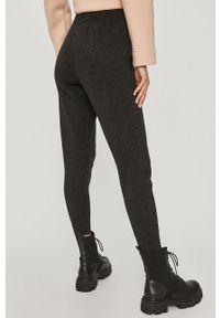 Szare spodnie dresowe Answear Lab