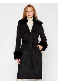 Czarny płaszcz zimowy Michael Kors