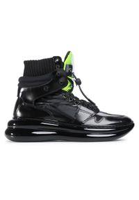 Czarne buty sportowe Loriblu