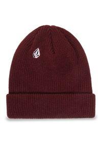 Czerwona czapka zimowa Volcom