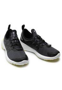 Szare buty do biegania salomon