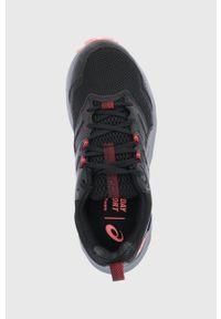 Asics - Buty Gel-Sonoma 6 G-Tx. Nosek buta: okrągły. Zapięcie: sznurówki. Kolor: czarny. Technologia: Gore-Tex. Sport: bieganie