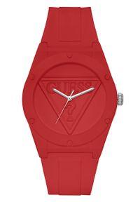 Czerwony zegarek Guess Jeans