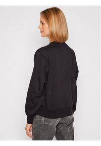 Calvin Klein Jeans Bluza J20J216235 Czarny Relaxed Fit. Kolor: czarny