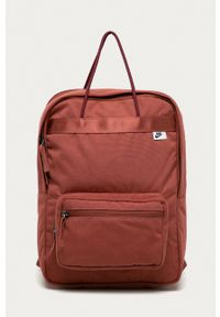 Nike Sportswear - Plecak. Kolor: czerwony