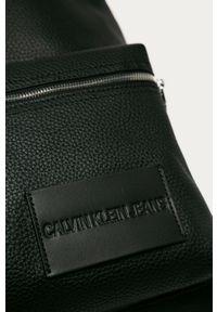Czarny plecak Calvin Klein Jeans gładki
