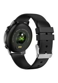 Colmi - Smartwatch COLMI V23 Pro Czarny. Rodzaj zegarka: smartwatch. Kolor: czarny. Styl: sportowy