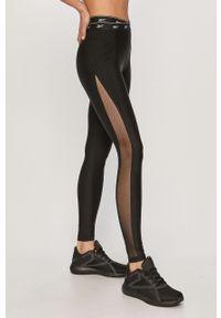 Czarne legginsy Reebok