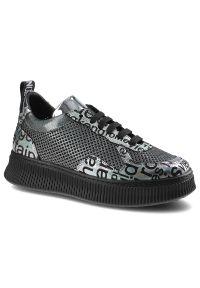 Artiker - Sneakersy ARTIKER 46C2484 Srebrno-Czarny. Kolor: srebrny, wielokolorowy, czarny