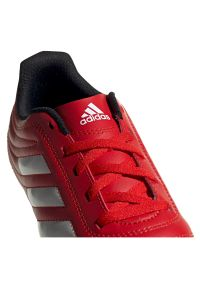 Adidas - Buty piłkarskie korki dla dzieci adidas Copa 20.4 FG EF1919. Okazja: na imprezę. Materiał: skóra, syntetyk. Szerokość cholewki: normalna. Sezon: lato. Sport: piłka nożna