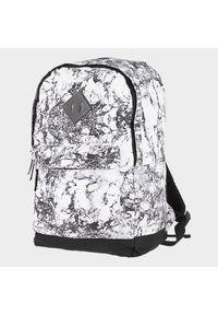 Biały plecak Everhill