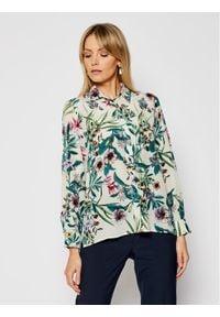 Marella Koszula Boario 31112911200 Kolorowy Regular Fit. Wzór: kolorowy