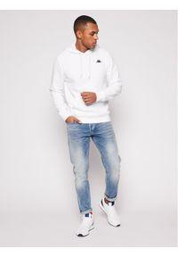 Kappa Bluza Vend 707390 Biały Regular Fit. Kolor: biały