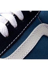Vans Tenisówki Old Skool VN000D3HNVY Niebieski. Kolor: niebieski #9