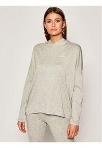 Calvin Klein Underwear Bluza 000QS6120E Szary Oversize. Kolor: szary