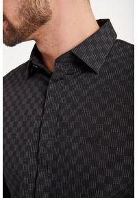 Koszula Armani Exchange na co dzień, elegancka