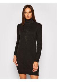 Czarna sukienka Trussardi Jeans #5
