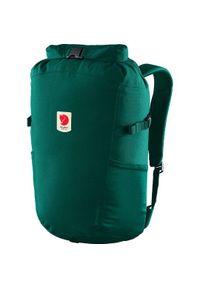 Zielony plecak Fjällräven