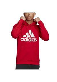 Bluza Adidas z aplikacjami, sportowa, długa, z długim rękawem