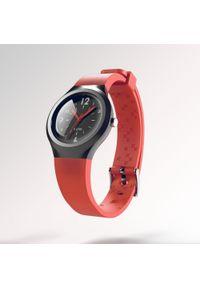 Czerwony zegarek KIPRUN sportowy