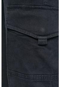 Niebieskie spodnie Jack & Jones na co dzień, casualowe