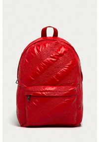 Desigual - Plecak. Kolor: czerwony