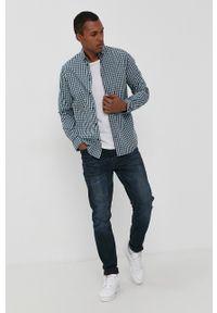 Cross Jeans - Jeansy Jaden. Kolor: niebieski