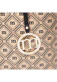 Beżowa torebka klasyczna Monnari skórzana