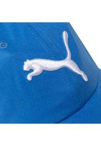 Niebieska czapka z daszkiem Puma